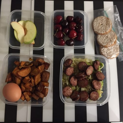 healthier meal