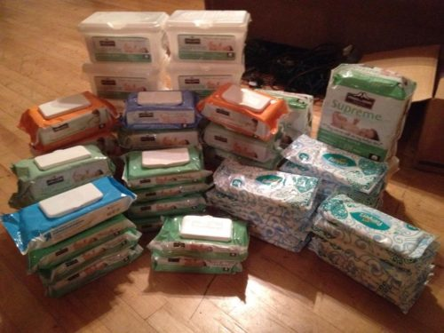 stock up on wipes for new baby - annapaszkiet.com
