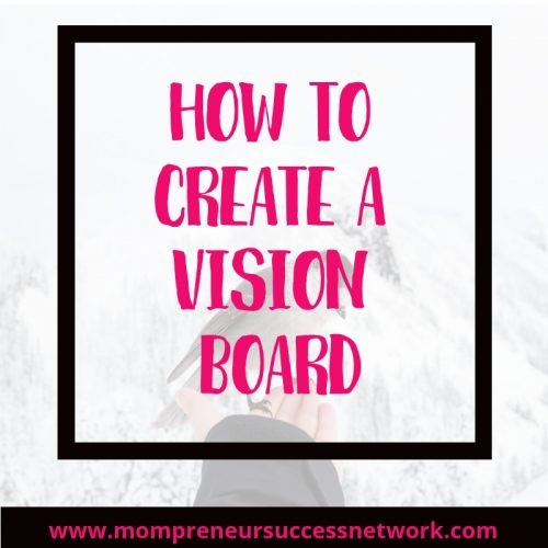 How to Create a Vision Board Image